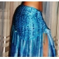 Performance Dancewear Crystal Cotton Belly Dance Belt for Ladies More Colors