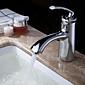 Sprinkle® - de LightInTheBox - latón macizo contemporánea grifo del fregadero cuarto de baño (cromo)