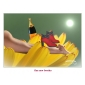 Chic Suede Chunky hæl ankel boots med bowknot fest / kveld sko (flere farger)