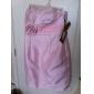 신부 어머니 드레스 - 블러슁 핑크 시스/컬럼 3/4 길이 소매 무릎길이 태피터 플러스 사이즈