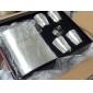 gift groomsman gepersonaliseerde 6-stukken kwaliteit roestvrij staal 8-oz fles gift set