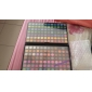 168 Colors Professional Dazzling Matte&Shimmer 3in1 Eyeshadow Makeup Cosmetic Palette