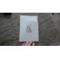 Convites de casamento Cartões de convite Tri-Dobrado Personalizado 50 Peça/Conjunto