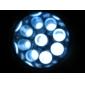 9-6 - LED-ficklampa i miniformat av aluminium