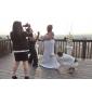 CAROLINE - Vestido de Noiva em Cetim