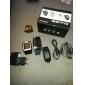 N388 - Matkapuhelin, 1.3 tuumainen kosketusnäyttö (FM, MP3, MP4, Bluetooth)
