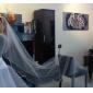 Wedding Veils 1 Layer Cathedral Length Veil
