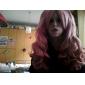 Cosplay Peruker One Piece Perona Rosa Medium Animé Cosplay Peruker 65 CM Värmebeständigt Fiber Kvinna