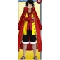 One Piece Monkey·D·Luffy Two Years Later Anime Cosplay Costume
