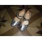 glittrande glitter övre dansskor balsal moderna skor för kvinnor och barn mer färger
