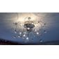 kroonluchters kristal modern design woon 9 lichten