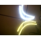 Superljus 24 LED-lampor (vit)