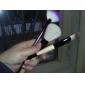 Hög kvalitet Syntetiskt hår Dubbel end Makeup Foundation Concealer Brush