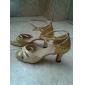 Kvinnors Konstläder ankelbandet Latin / Ballroom Dance Shoes (Fler färger)