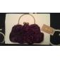 bellissime borse da sera di seta / frizioni / top manico A / braccialetti colori più disponibile