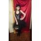 Kjolar Söt Lolita Lolita Cosplay Lolita-klänning Purpur Vit Svart Rosa Grön Orange Himmelsblå Beige Enfärgat Lolita Lolita Kjol För Dam