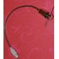 ventilateur usb mini avec bras flexible led