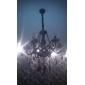 40 Ljuskronor ,  Modern Elektropläterad Särdrag for Kristall Glas Vardagsrum