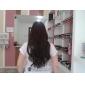 Synthétique de haute qualité de 45 cm Clip-In Extension de cheveux ondulés Silky 6 couleurs au choix