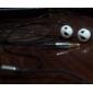 3.5mm stereo di alta qualità della moda smorfia in-ear cuffie mp3/mp4