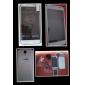 HTM A9500 4,7-tums smarttelefon med Android 2.3 (dubbelkärnig, dubbelt SIM, WiFi, dubbel kamera, 2G ROM)