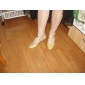 Skräddarsy Snygg Kvinnors Leatherette Med Sparkling Glitter Övre modern dans skor (Fler färger)