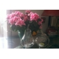 Table Centerpieces Pear Shaped Glass Vast  Table Deocrations
