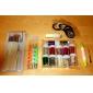 10 Manucure Dé oration strass Perles Maquillage cosmétique Manucure Design