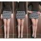 Sexy Vintage Saluto Ricamo Knit pacchetto del pannello esterno dell'anca (Vita: 58-79cm Anca :90-104 Lunghezza: 56cm)
