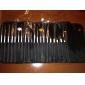 15PCS målning Pensel och 5PCS TVEHÖVDAD utspridda Verktyg Nail Art Set Fint Packed