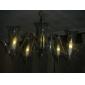 1W E14 Ampoules Bougies LED C35 7 SMD 5050 70 lm Blanc Chaud Décorative AC 100-240 V