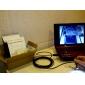 7 mm Lens USB 2.0 Endoscope 6- LED IP67 Waterproof Camera Borescope 5M
