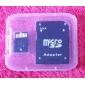 Clasa de 16GB microSDHC card de memorie 2 TF și microSDHC de adaptor SDHC