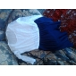 Femei Slim Hollow Floral Contrast culoare Belted Dress