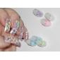 12 Manucure Dé oration strass Perles Maquillage cosmétique Manucure Design