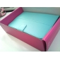 PU Leather Protective Tablet Case (Pure Blue) för Eran Tablet PC