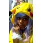 kigurumi Pyjamas Pika Pika Collant/Combinaison Fête / Célébration Pyjamas Animale Halloween Mosaïque Polaire Kigurumi Pour Unisexe