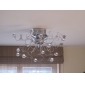 Modern Crystal chandelier with 11 Lights