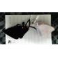 Pour Halloween Animal Fête / Célébration Déguisement d'Halloween Blanc Noir Mosaïque Plus d'accessoiresHalloween Carnaval Nouvel an Le
