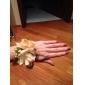 Satin / Cotton Free-form Wedding Wrist Corsage