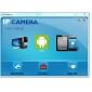 야외 IP 카메라 방수 야간), P2P 무선 지원 아이폰