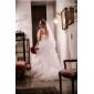 LORRIE - Vestido de Noiva em Organza