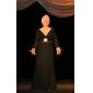 DORIA - kjole til kveld i Chiffon og Satin