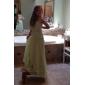RENO - Junior Bruidsmeisjesjurk van Chiffon