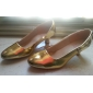 Leatherette Upper Dance Shoes Ballroom Modern Shoes for Women More Colors