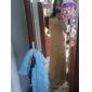 Teacă / coloană un umăr drăguț podea lungime șifon rochie de bal cu ciorapi de ts couture®
