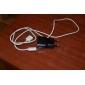 Casa de încărcător / încărcător portabil Priză EU 1 Port USB cu cablu pentru Cellphone(5V , 1A)