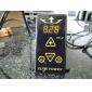 LCD 0.5 nätkontakten professionell effekt Pedal digital tatuering