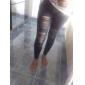 sexy leggings striscia delle donne
