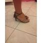 Zapatos de baile (Negro) - Danza latina/Salón de Baile - No Personalizable - Tacón de estilete